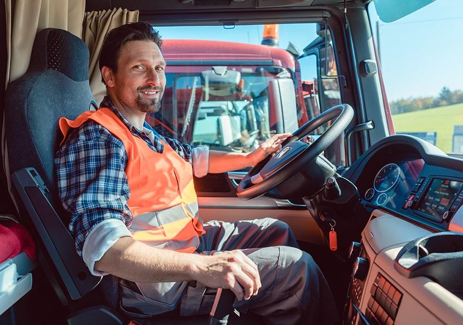 DOT Truck Driver FMCSA-min