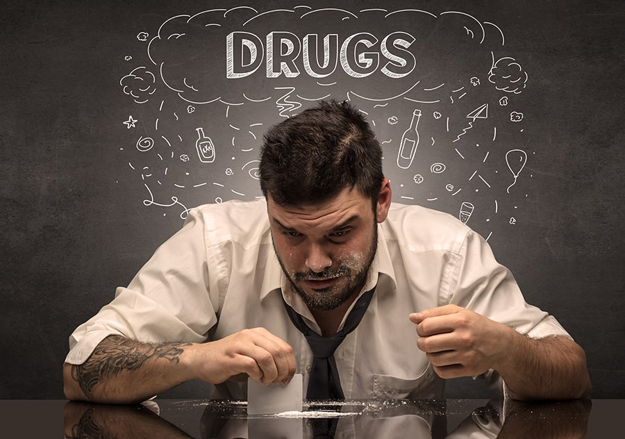 Drug Abuse Cocaine-min