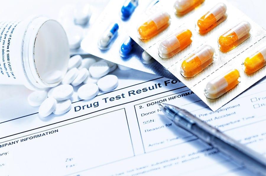 Drug Test Result-min