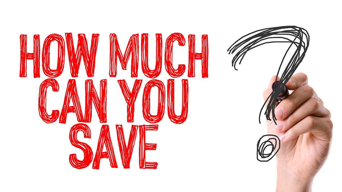 Save Money How Much-min
