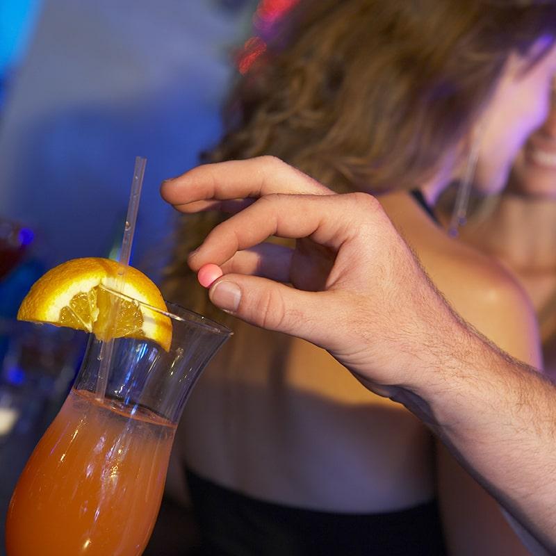 Date Rape Sexual Assault Comprehensive Urine Drug Test-min