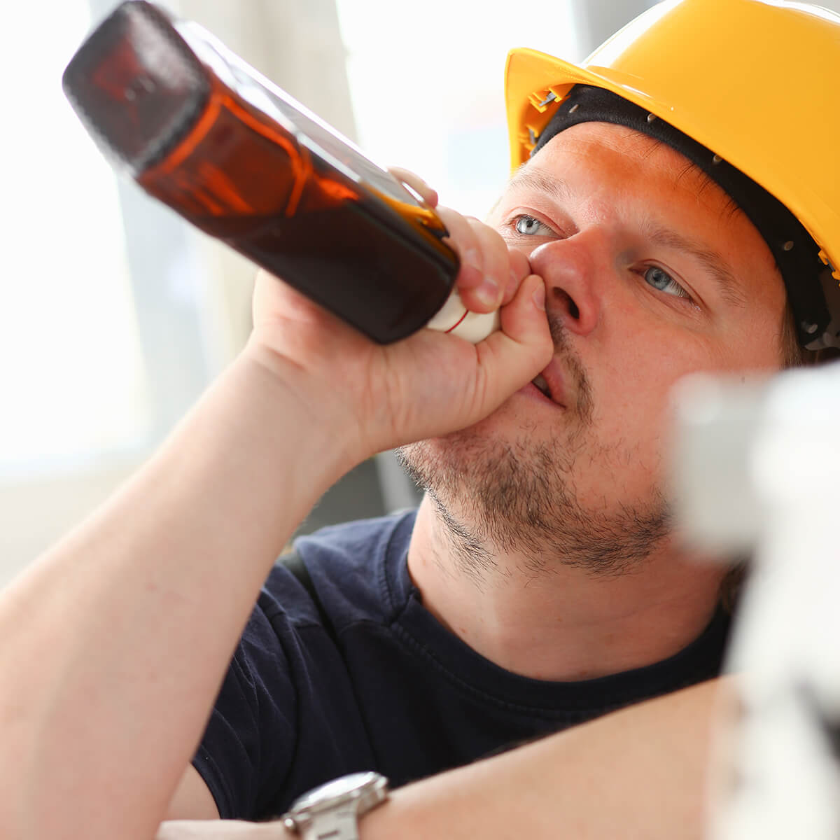 Alcohol Test Worker4