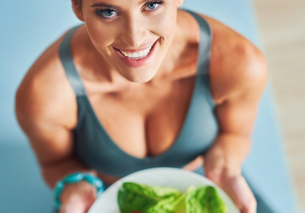 Female 28 Sexy Healthy Fit Veggies-min