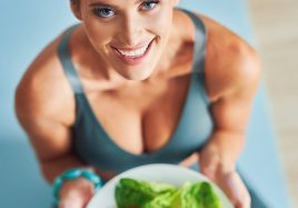 Female 28 Sexy Healthy Fit Veggies-min