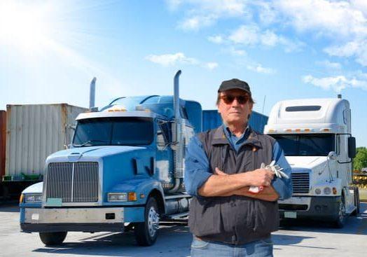 Truck Driver 2 Trucks-min