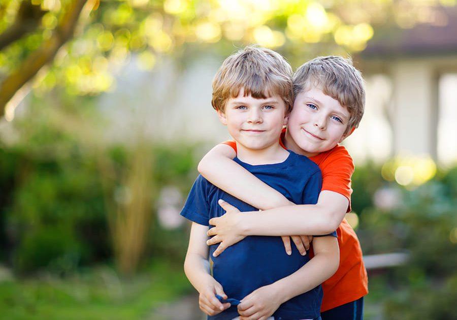 Twins Boys DNA